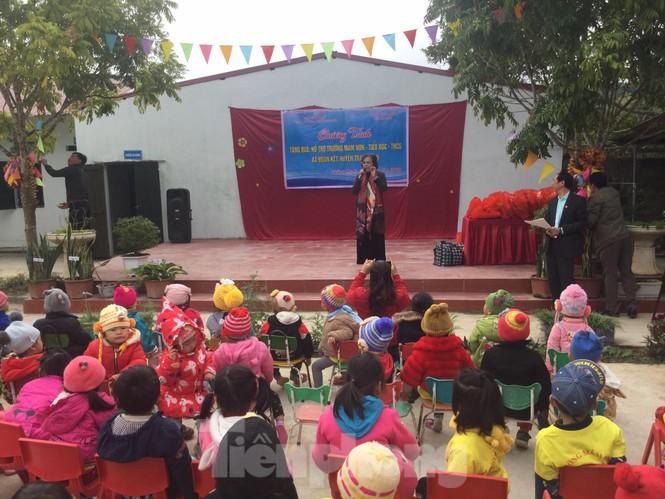 Giúp trẻ nhỏ vượt khó ở Lạng Sơn - ảnh 2