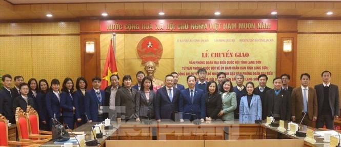 Bổ nhiệm lãnh đạo văn phòng đoàn đại biểu quốc hội và HĐND tỉnh Lạng Sơn  - ảnh 2