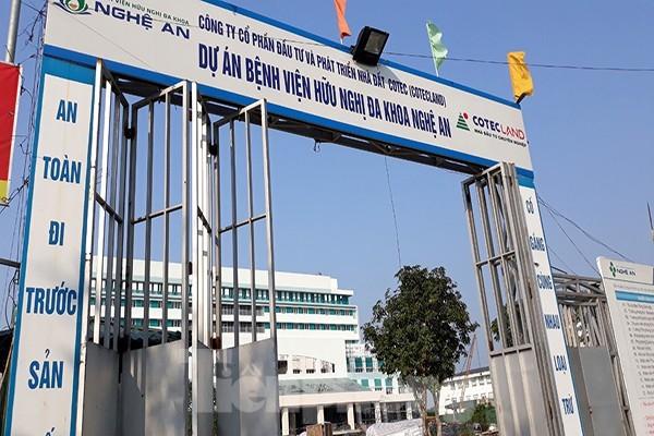 Thủ tướng Chính phủ yêu cầu Nghệ An báo cáo Dự án Bệnh viện nghìn tỷ chậm tiến độ - ảnh 3