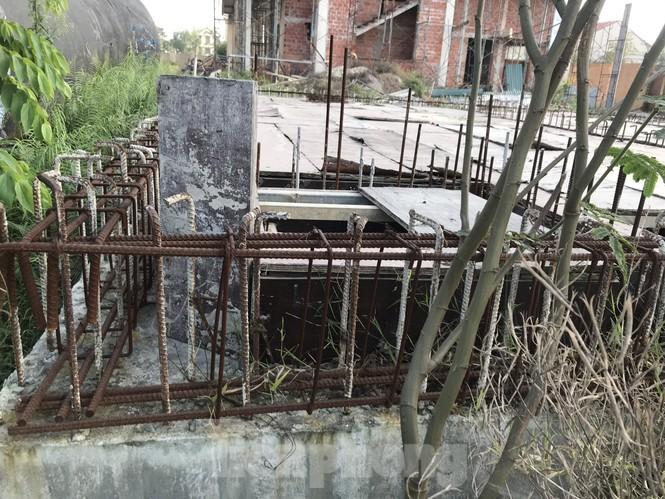 Cận cảnh dự án bệnh viện nghìn tỷ chậm tiến độ ở Nghệ An - ảnh 10