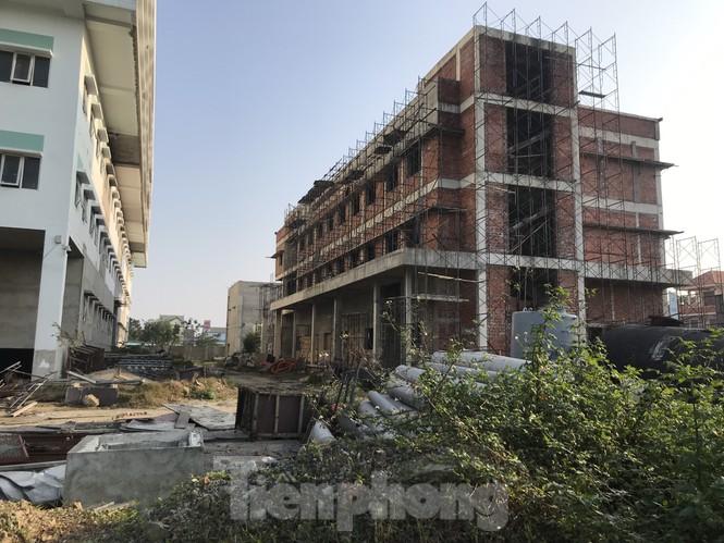 Cận cảnh dự án bệnh viện nghìn tỷ chậm tiến độ ở Nghệ An - ảnh 11