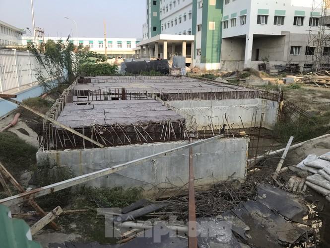 Cận cảnh dự án bệnh viện nghìn tỷ chậm tiến độ ở Nghệ An - ảnh 12