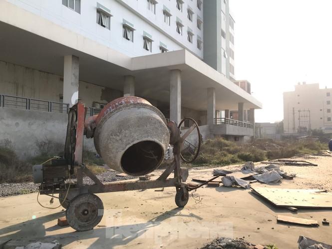 Cận cảnh dự án bệnh viện nghìn tỷ chậm tiến độ ở Nghệ An - ảnh 6