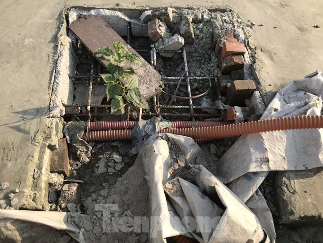 Cận cảnh dự án bệnh viện nghìn tỷ chậm tiến độ ở Nghệ An - ảnh 8