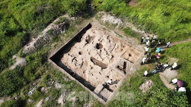 Những phát hiện khảo cổ mới nhất tại di chỉ 3000 tuổi ở Hà Nội - ảnh 1