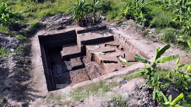 Những phát hiện khảo cổ mới nhất tại di chỉ 3000 tuổi ở Hà Nội - ảnh 14
