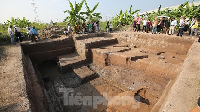 Những phát hiện khảo cổ mới nhất tại di chỉ 3000 tuổi ở Hà Nội - ảnh 8