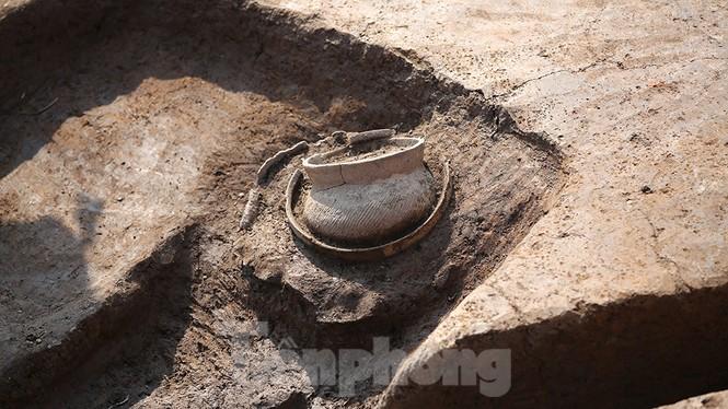Những phát hiện khảo cổ mới nhất tại di chỉ 3000 tuổi ở Hà Nội - ảnh 10