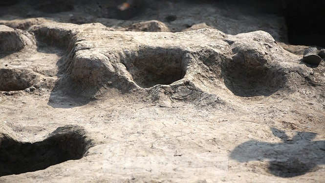 Những phát hiện khảo cổ mới nhất tại di chỉ 3000 tuổi ở Hà Nội - ảnh 9