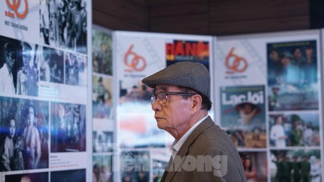 Nghệ sĩ hội ngộ kỷ niệm 60 năm Hãng phim truyện VN với tâm thế... ngổn ngang - ảnh 2