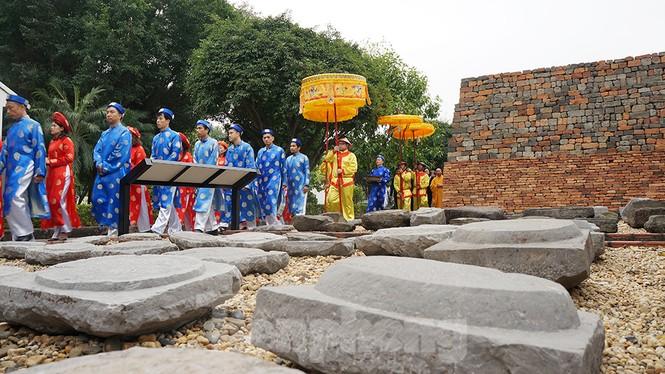 Nghi lễ cúng ông Công ông Táo tại Hoàng thành Thăng Long có gì đặc biệt? - ảnh 4