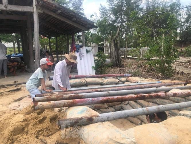 Từ 20 giờ tối nay, Đà Nẵng yêu cầu người dân không ra khỏi nhà để tránh bão số 9 - ảnh 33