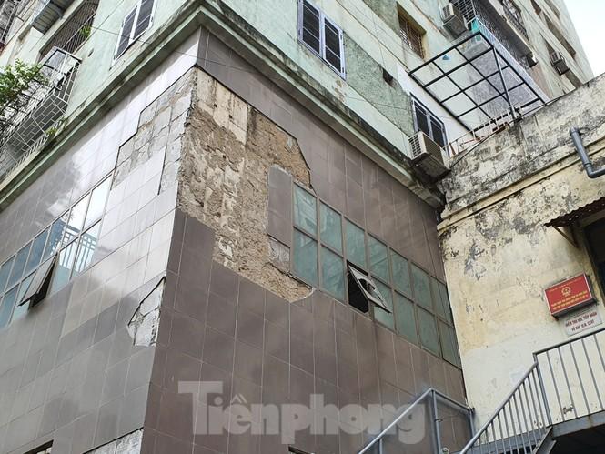 nhà tái định cư, hà nội, hoang toàn, không sửa chữa, handico, công ty nhà, sở xây dựng, trách nhiệm,  - ảnh 10
