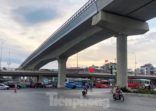 Cận cảnh đoạn metro Hà Nội vừa bị đòi bồi thường 19 triệu USD - ảnh 10