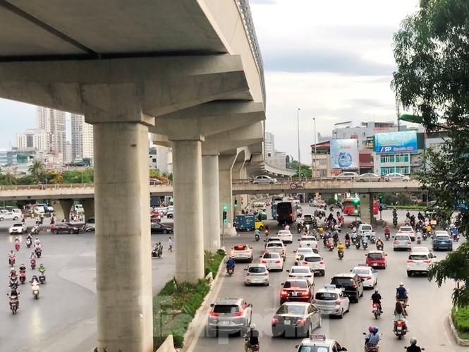 Cận cảnh đoạn metro Hà Nội vừa bị đòi bồi thường 19 triệu USD - ảnh 1