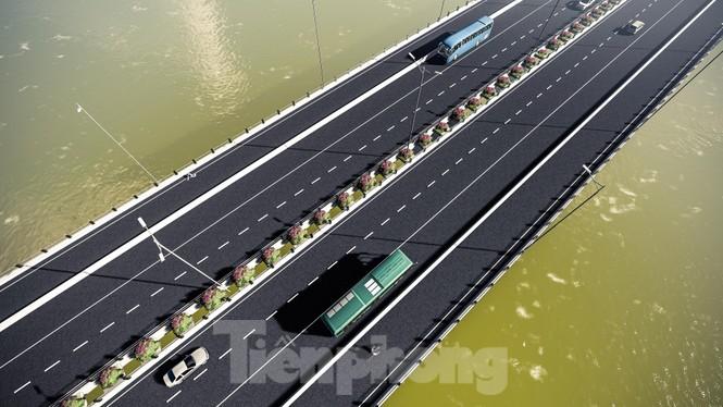 Khởi công cầu Vĩnh Tuy 2 vào ngày 9/1 - ảnh 1
