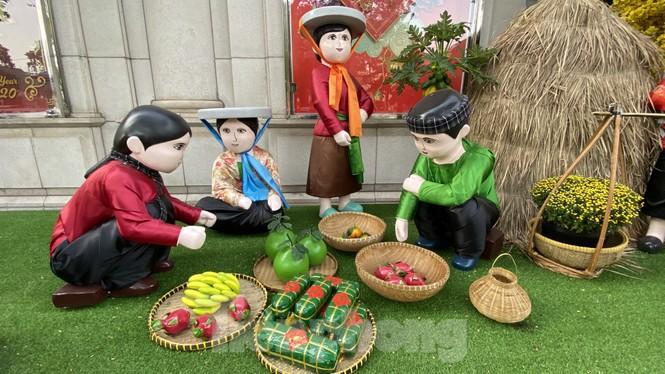 Có một ngày Tết thôn quê giữa lòng Sài Gòn - ảnh 7
