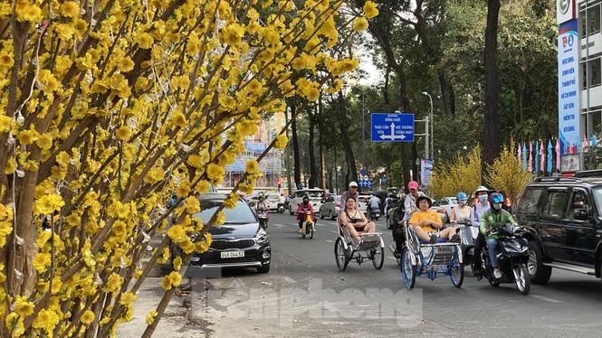 Có một ngày Tết thôn quê giữa lòng Sài Gòn - ảnh 1