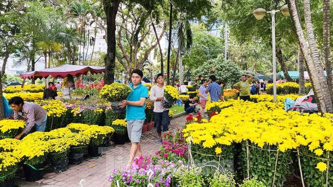 Quất cảnh hình chuột khan hiếm ở chợ hoa Sài Gòn - ảnh 12