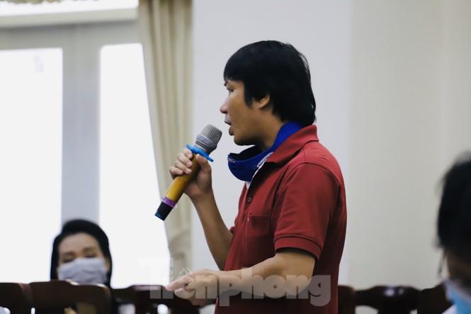 Vụ án Hồ Duy Hải 'làm nóng' buổi tiếp xúc cử tri ở TPHCM - ảnh 2