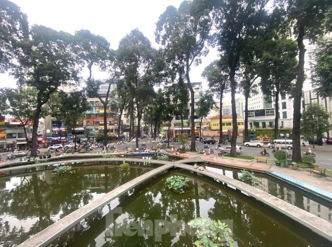 Hồ Con Rùa sắp trở thành phố đi bộ ở TPHCM - ảnh 15