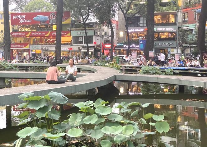 Hồ Con Rùa sắp trở thành phố đi bộ ở TPHCM - ảnh 2