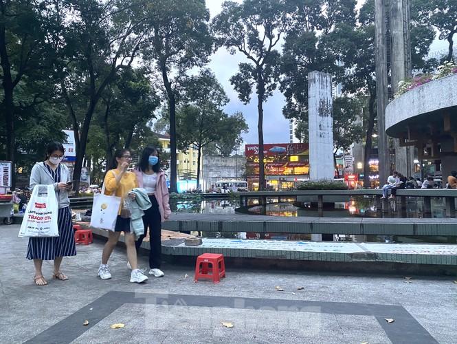 Hồ Con Rùa sắp trở thành phố đi bộ ở TPHCM - ảnh 9