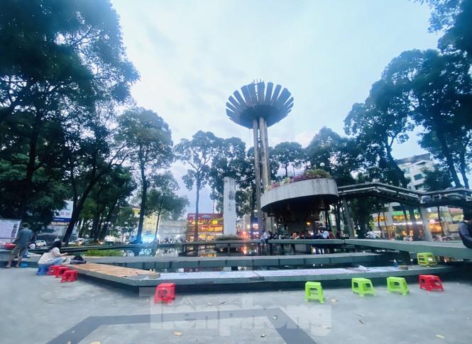 Hồ Con Rùa sắp trở thành phố đi bộ ở TPHCM - ảnh 6