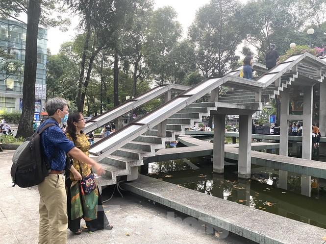 Hồ Con Rùa sắp trở thành phố đi bộ ở TPHCM - ảnh 7