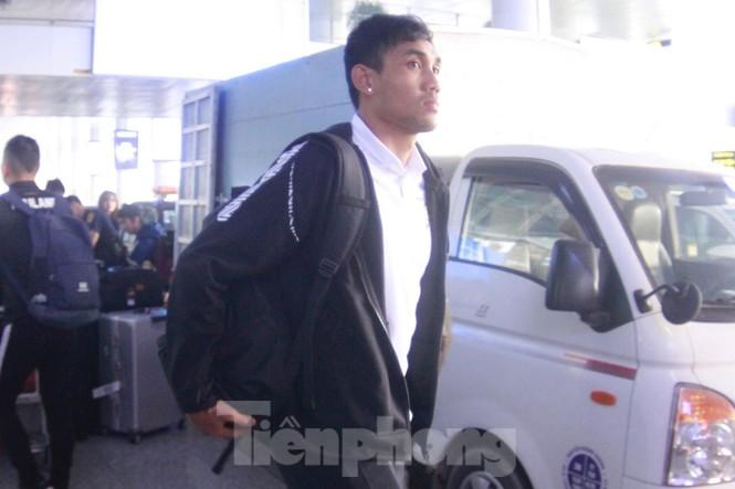 Tuyển Thái Lan đã đến Hà Nội, sẵn sàng quyết đấu với tuyển Việt Nam - ảnh 8