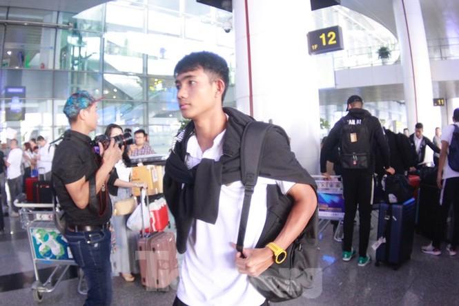 Tuyển Thái Lan đã đến Hà Nội, sẵn sàng quyết đấu với tuyển Việt Nam - ảnh 9