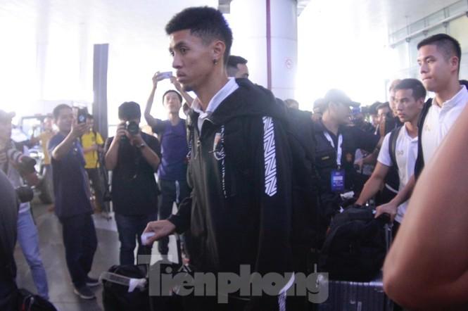 Tuyển Thái Lan đã đến Hà Nội, sẵn sàng quyết đấu với tuyển Việt Nam - ảnh 7