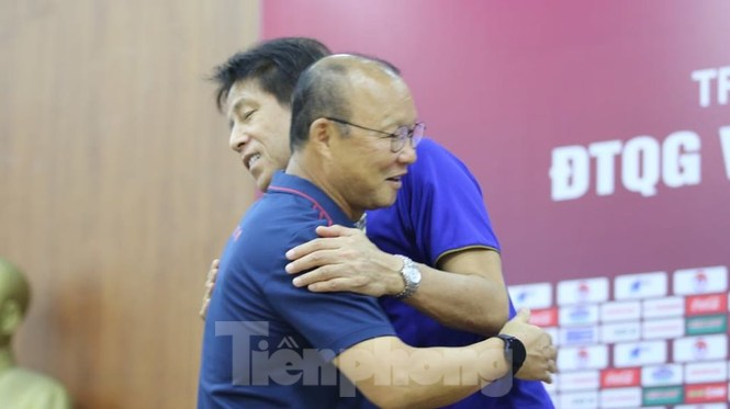 Sắc thái HLV Park Hang Seo trước đại chiến với Thái Lan - ảnh 8