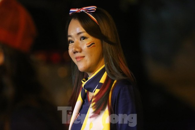 Bóng hồng Việt Nam và Thái Lan 'đọ sắc' trước đại chiến Mỹ Đình - ảnh 13