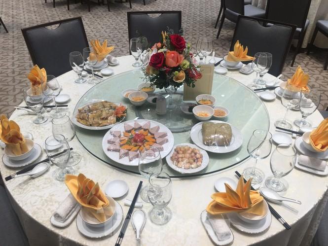 Bữa tiệc mừng các tuyển thủ Việt Nam ở Văn phòng Chính phủ có gì? - ảnh 5