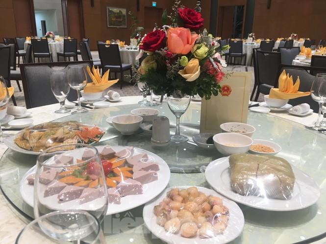 Bữa tiệc mừng các tuyển thủ Việt Nam ở Văn phòng Chính phủ có gì? - ảnh 4
