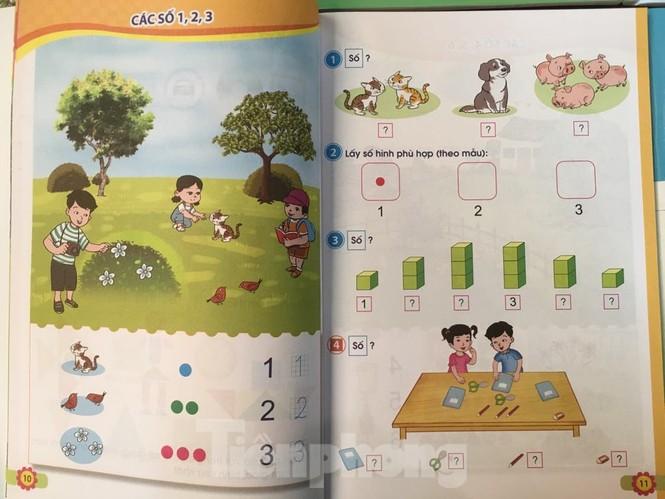 SGK môn toán chương trình mới: Học sinh sẽ hết sợ Toán? - ảnh 1