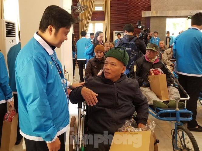 Tri ân các thương, bệnh binh Trung tâm Điều dưỡng thương binh Thuận Thành - ảnh 4