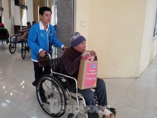 Tri ân các thương, bệnh binh Trung tâm Điều dưỡng thương binh Thuận Thành - ảnh 5
