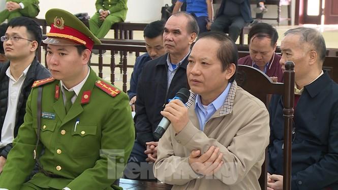 Cựu Bộ trưởng Nguyễn Bắc Son, Trương Minh Tuấn nói lời sau cùng - ảnh 3