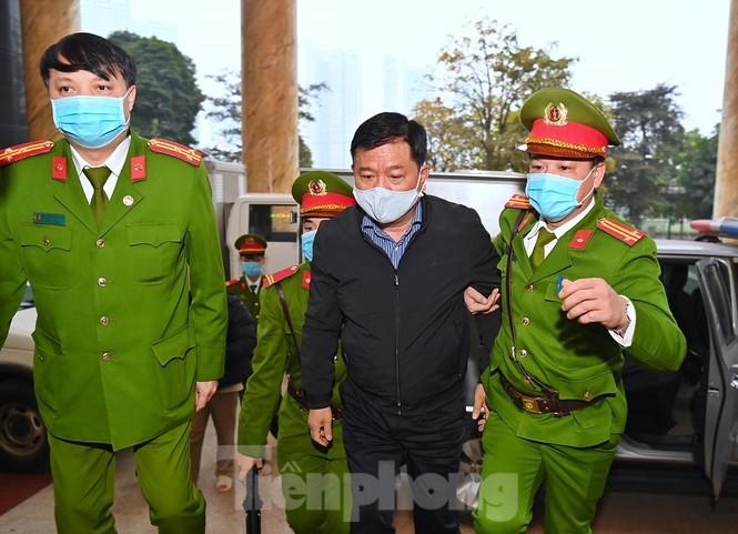 Hoãn phiên tòa xử Đinh La Thăng, Trịnh Xuân Thanh vụ Ethanol Phú Thọ - ảnh 2
