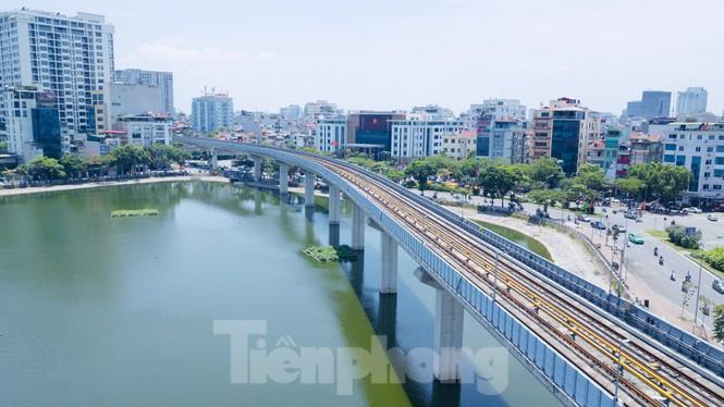 Đường sắt Cát Linh - Hà Đông 'đắp chiếu', Tổng thầu Trung Quốc vẫn đòi 50 triệu USD - ảnh 1
