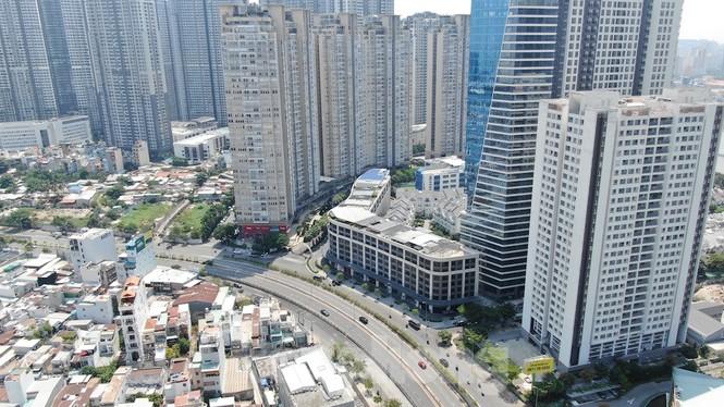 TPHCM hạn chế xây cao ốc ở 7 quận nội thành - ảnh 1