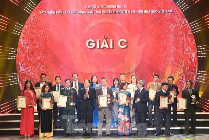 Báo Tiền Phong đạt 2 giải C Búa liềm vàng 2020 - ảnh 4
