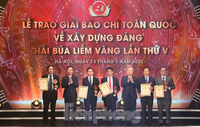 Báo Tiền Phong đạt 2 giải C Búa liềm vàng 2020 - ảnh 2