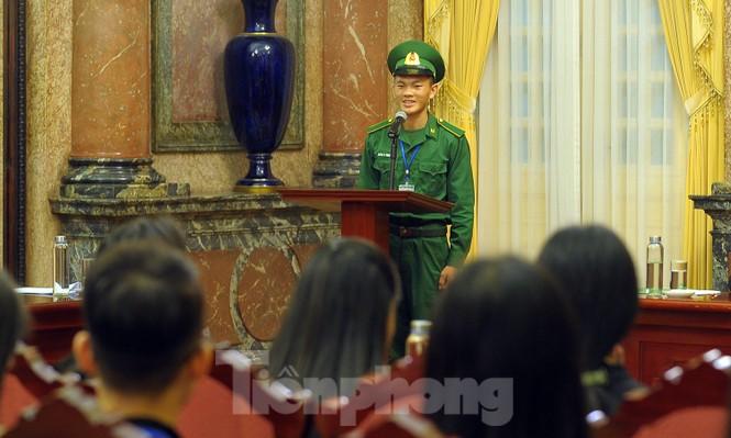 Phó Chủ tịch nước gặp gỡ 120 gương dân tộc thiểu số xuất sắc năm 2019 - ảnh 3