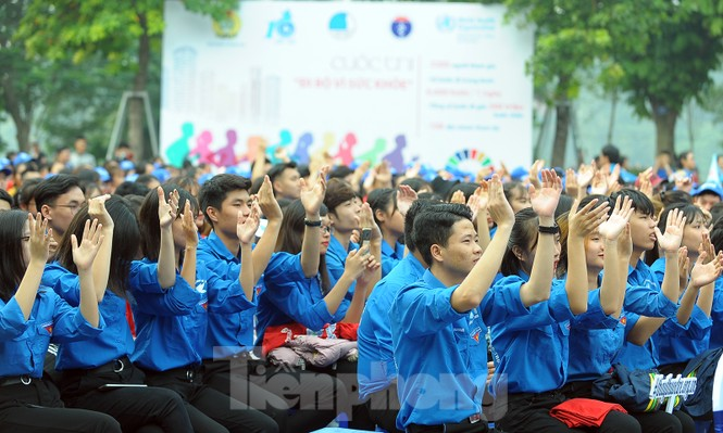 Giới trẻ chung tay hành động vì một cộng đồng khỏe mạnh - ảnh 4
