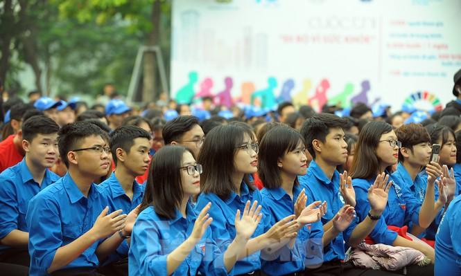 Giới trẻ chung tay hành động vì một cộng đồng khỏe mạnh - ảnh 5
