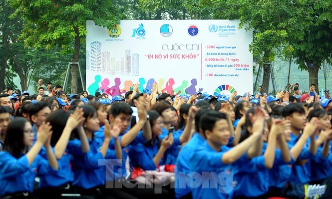 Giới trẻ chung tay hành động vì một cộng đồng khỏe mạnh - ảnh 7