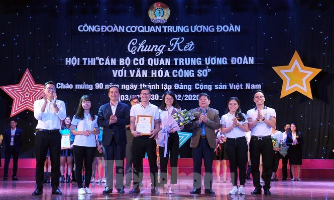 Hiện tượng 'siêu to khổng lồ', Táo quân lên sân khấu hội thi văn hóa công sở - ảnh 11